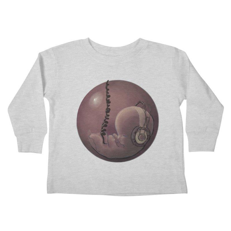 Head Start For Kids Kids Toddler Longsleeve T-Shirt by smokeapes's Artist Shop