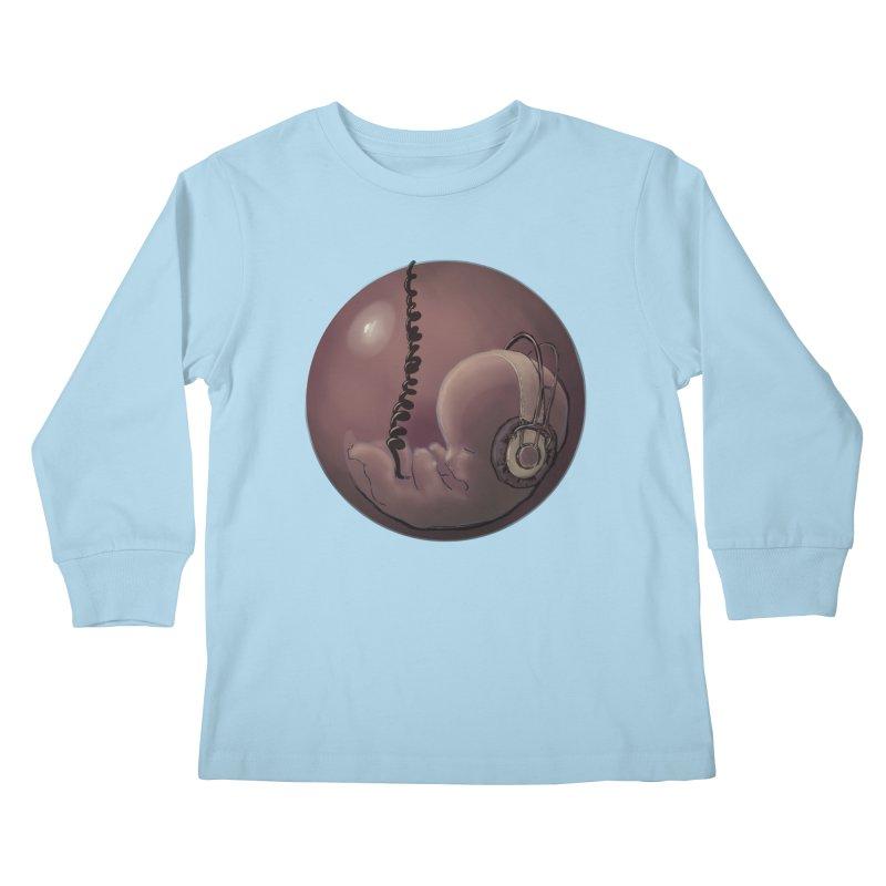 Head Start For Kids Kids Longsleeve T-Shirt by smokeapes's Artist Shop