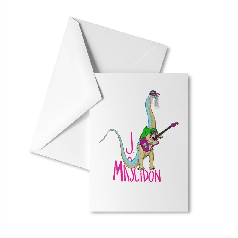 J. Mascidon Accessories Greeting Card by Smokeproof