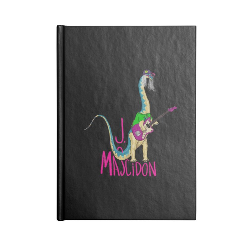 J. Mascidon Accessories Notebook by Smokeproof