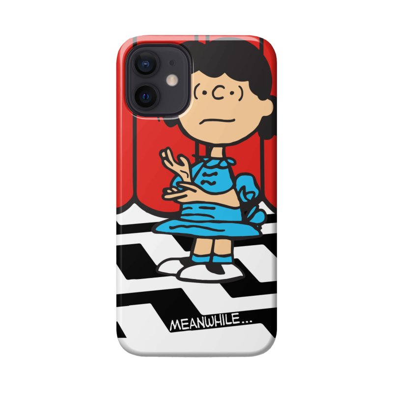I'll See You in 25 Years (blk) Accessories Phone Case by Smokeproof