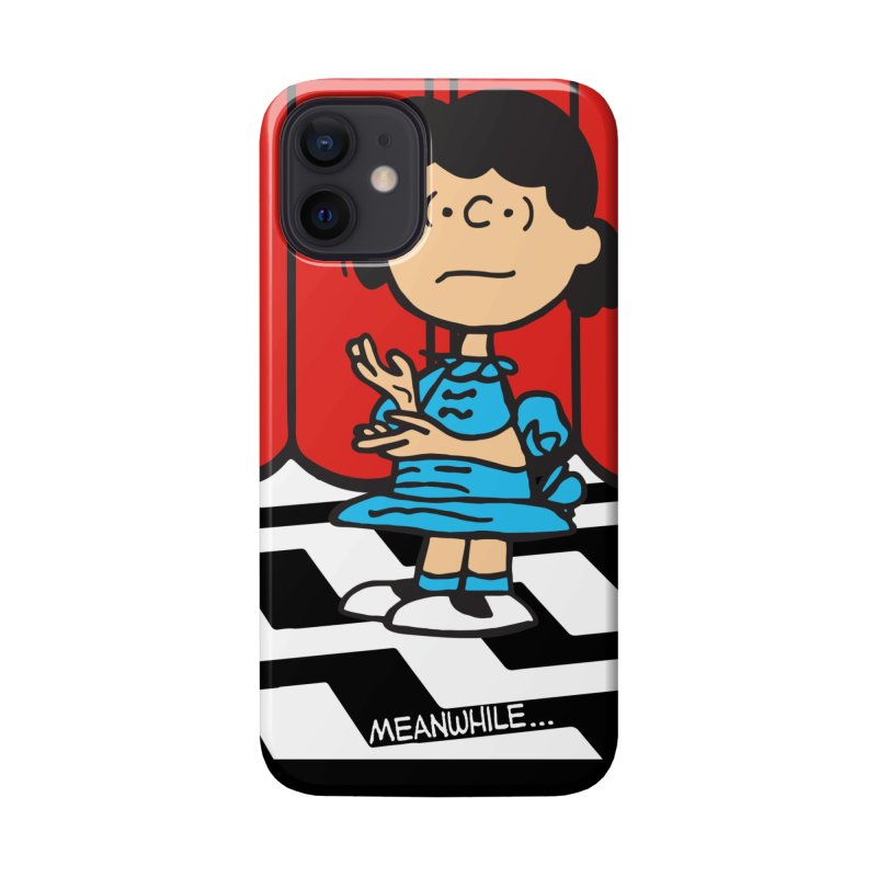 I'll See You in 25 Years (wht) Accessories Phone Case by Smokeproof