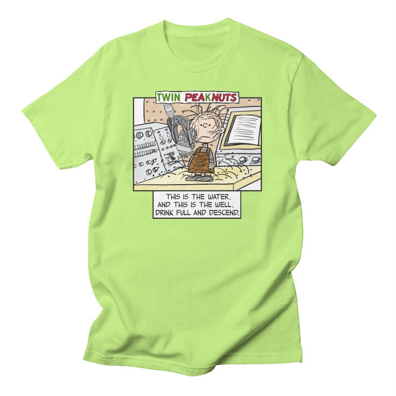 Pigpen Woodsman Men's T-Shirt by Smokeproof