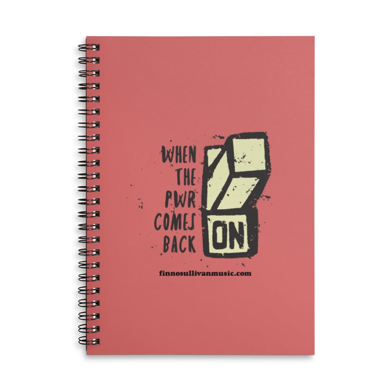 When the Pwr Accessories Notebook by Smokeproof