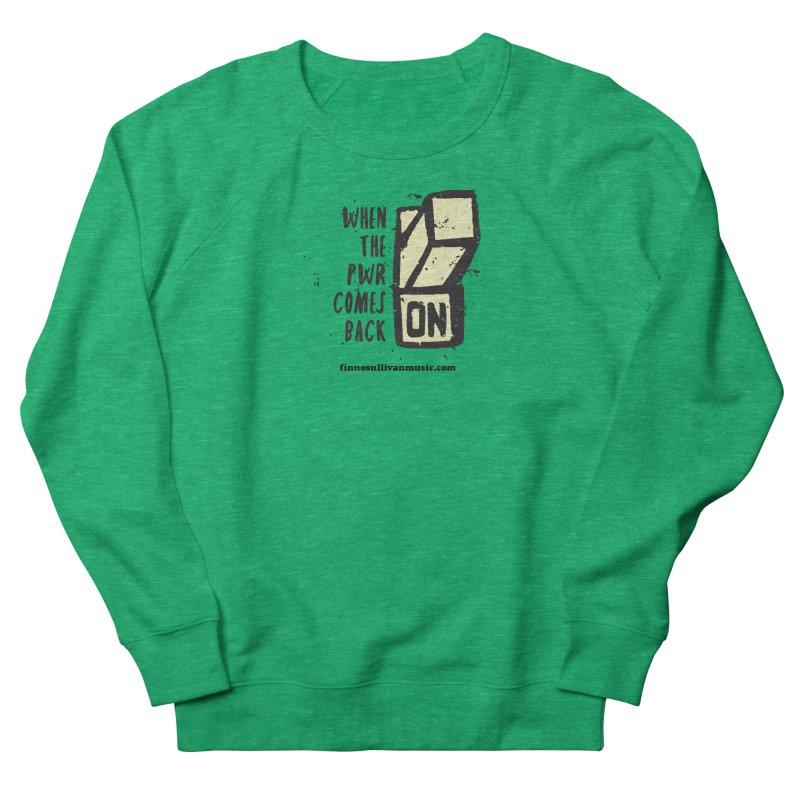 When the Pwr Women's Sweatshirt by Smokeproof
