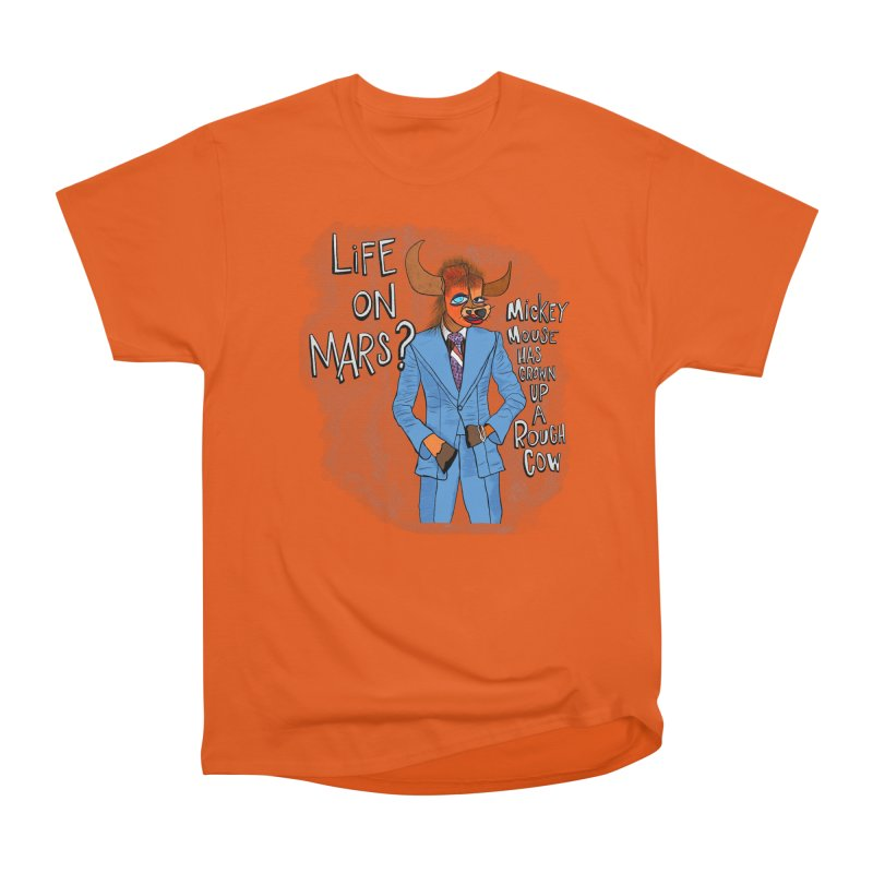 Life on Mars? Men's T-Shirt by Smokeproof