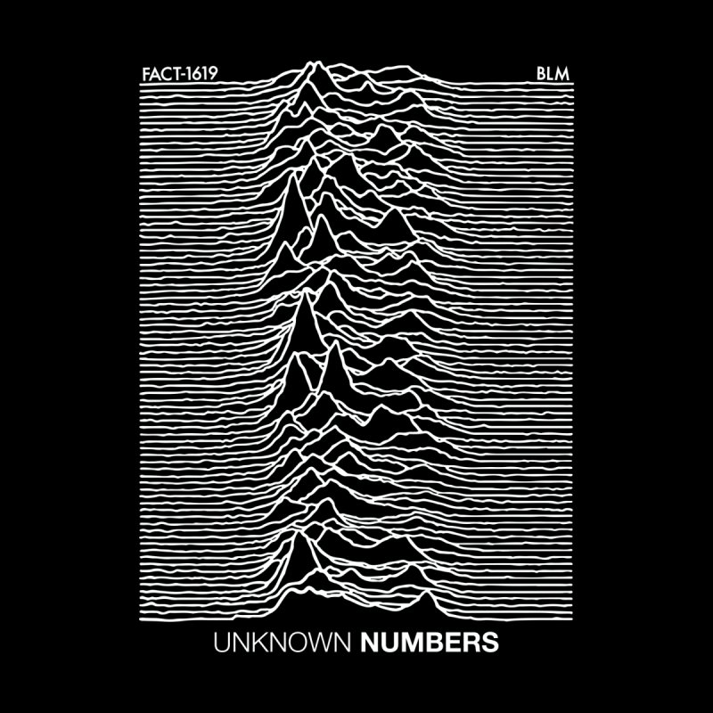 BLM Mashup: Unknown Numbers Men's T-Shirt by Smokeproof