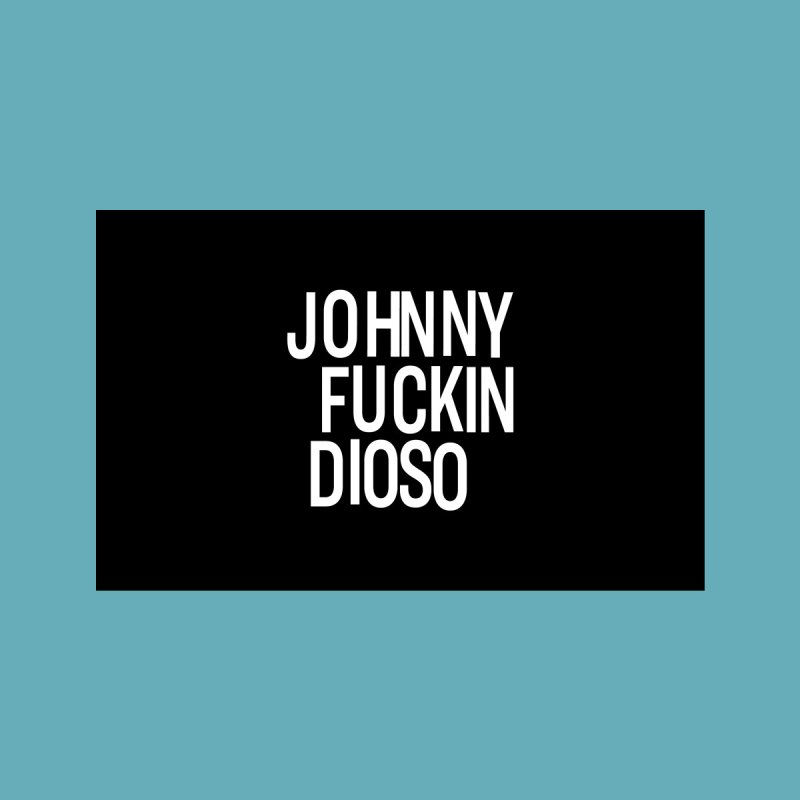 Johnny F. Dioso Jr. Accessories Face Mask by Smokeproof