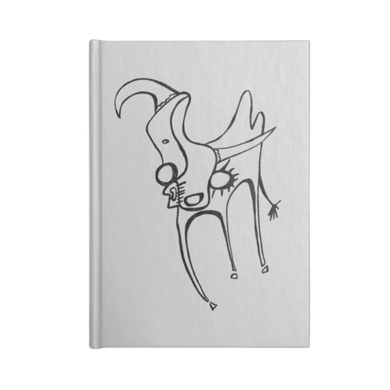 Picowso Blk Accessories Notebook by Smokeproof