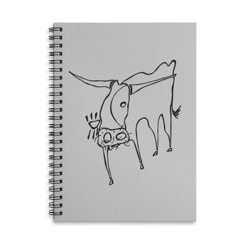 Cowantine Blk Accessories Notebook by Smokeproof
