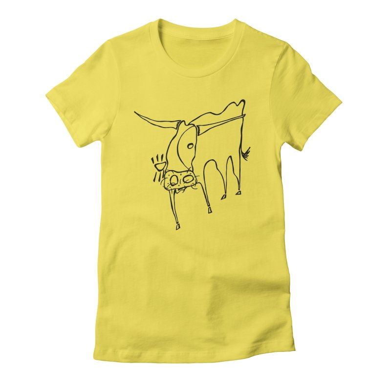 Cowantine Blk Women's T-Shirt by Smokeproof