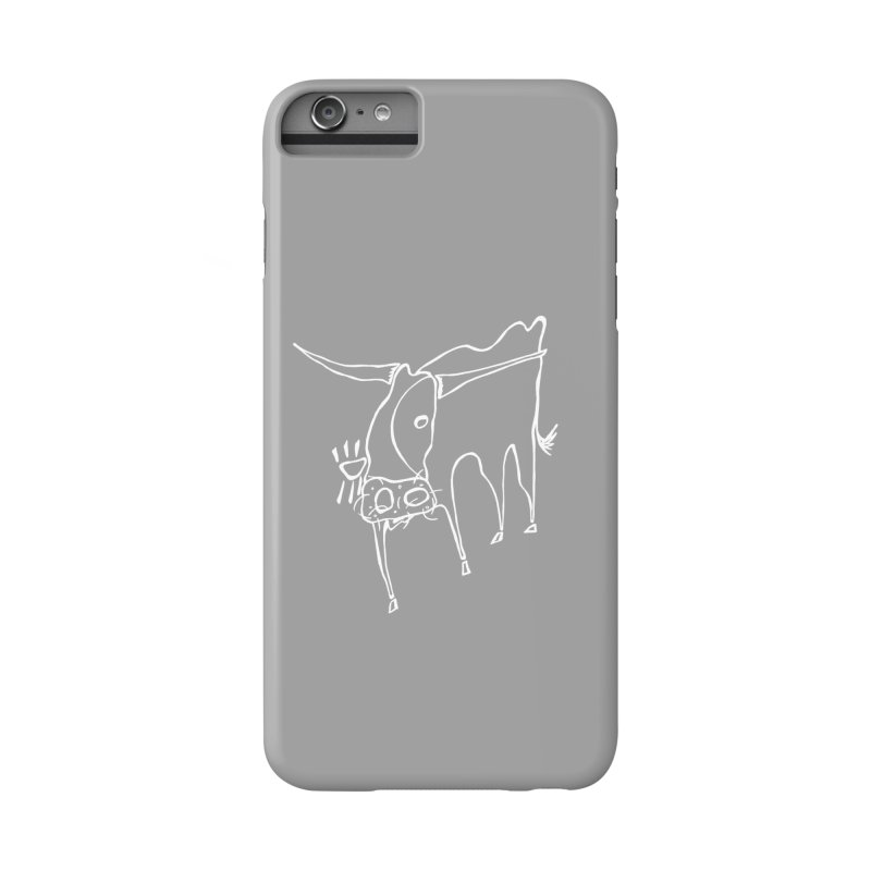 Cowantine Wht Accessories Phone Case by Smokeproof