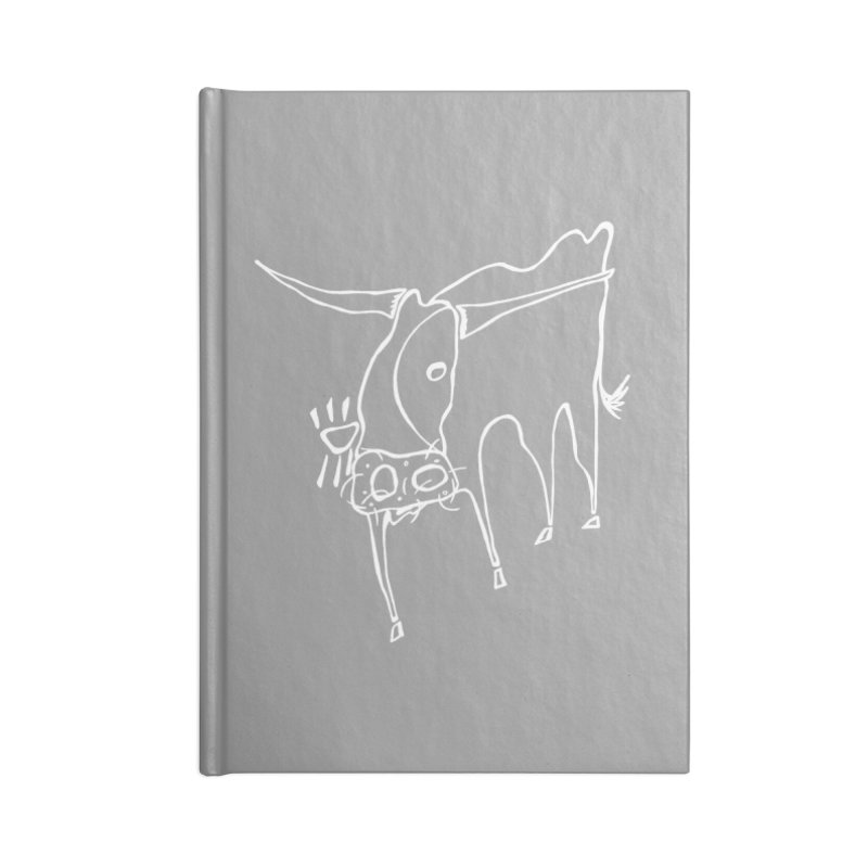 Cowantine Wht Accessories Notebook by Smokeproof