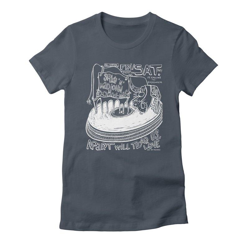 SMJ XXXVI Turntable Women's T-Shirt by Smokeproof