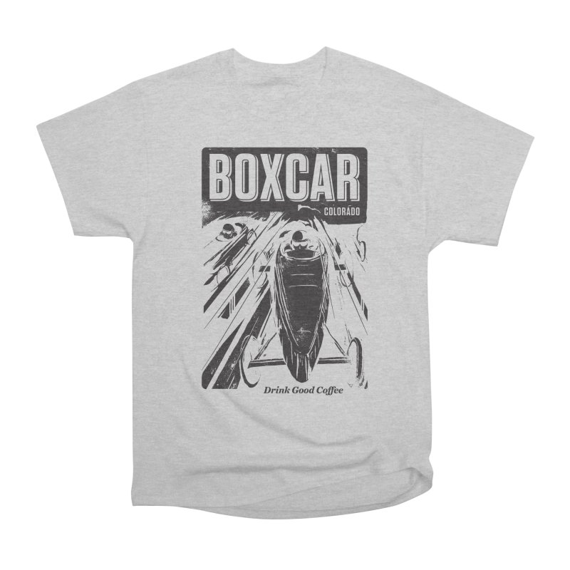 Boxcar Soapbox Racer 2 (blk) Men's T-Shirt by Smokeproof