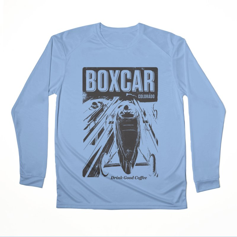 Boxcar Soapbox Racer 2 (blk) Men's Longsleeve T-Shirt by Smokeproof