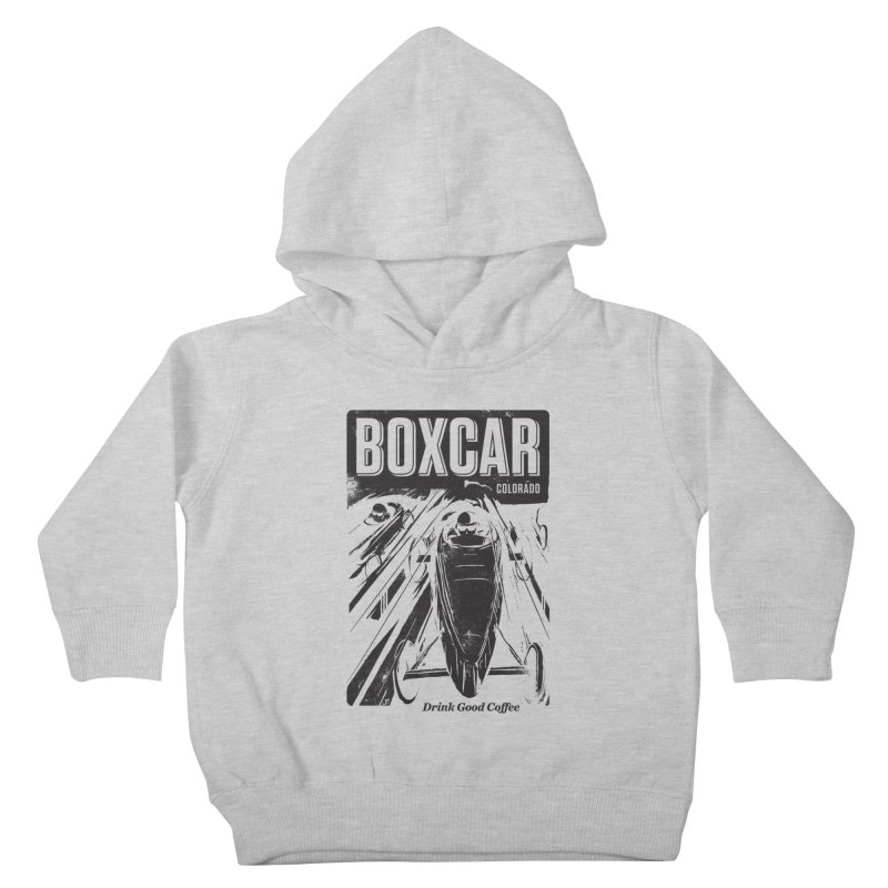 Boxcar Soapbox Racer 2 (blk) Kids Toddler Pullover Hoody by Smokeproof