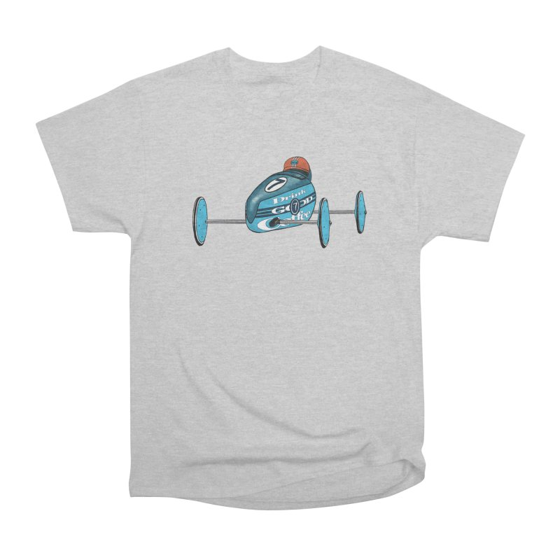 Boxcar Coffee Soapbox Racer #7 Men's T-Shirt by Smokeproof