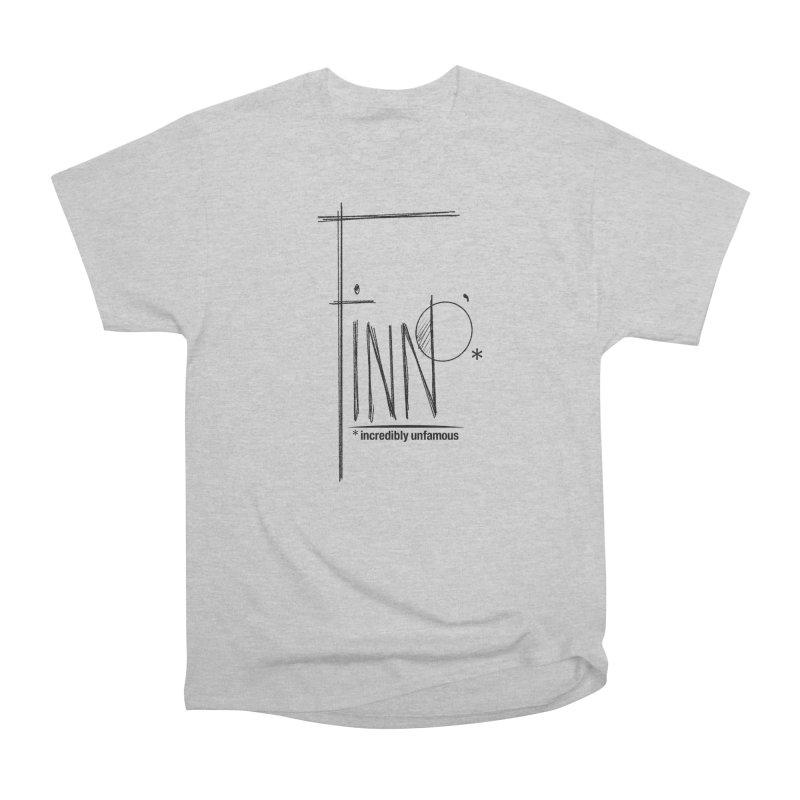 Finn O' Logo (Blk) Men's T-Shirt by Smokeproof