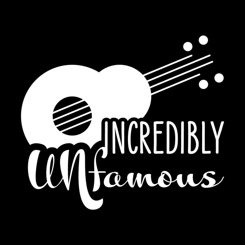 Incredibly Unfamous Guitar (wht) Kids Toddler T-Shirt by Smokeproof