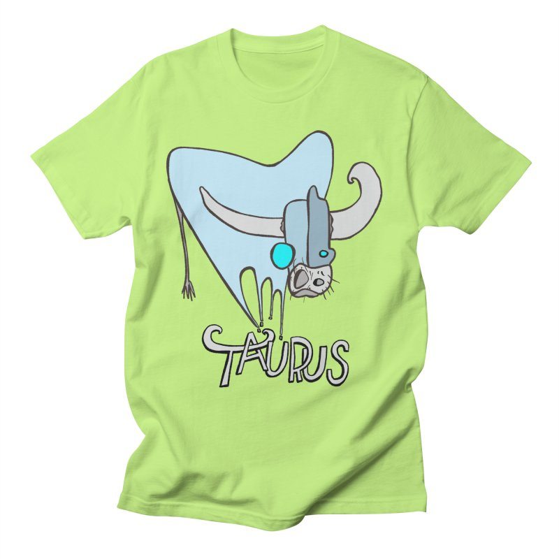 Rough Taurus Men's T-Shirt by Smokeproof