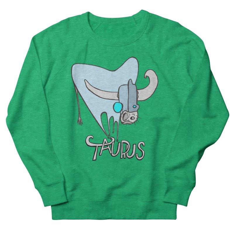 Rough Taurus Women's Sweatshirt by Smokeproof