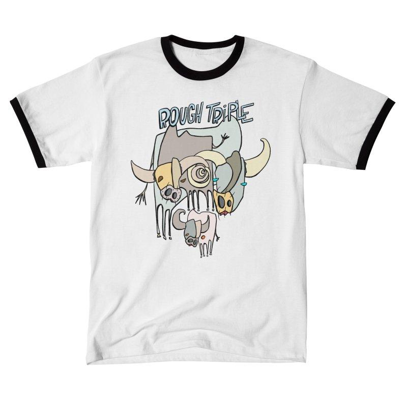 Rough Triple Women's T-Shirt by Smokeproof