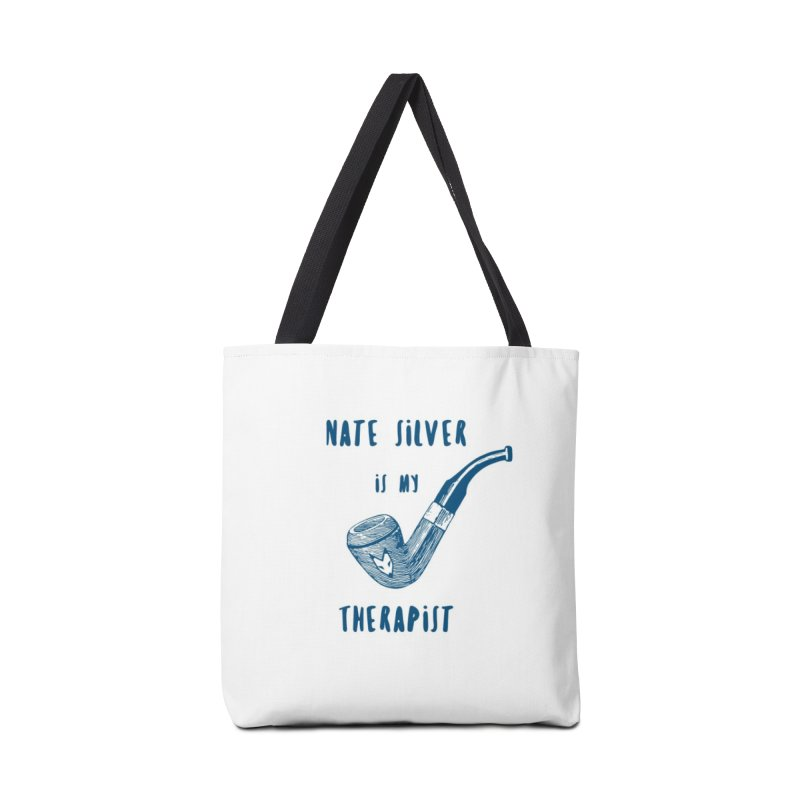 Ceci n'est pas Nate Silver Accessories Bag by Smokeproof