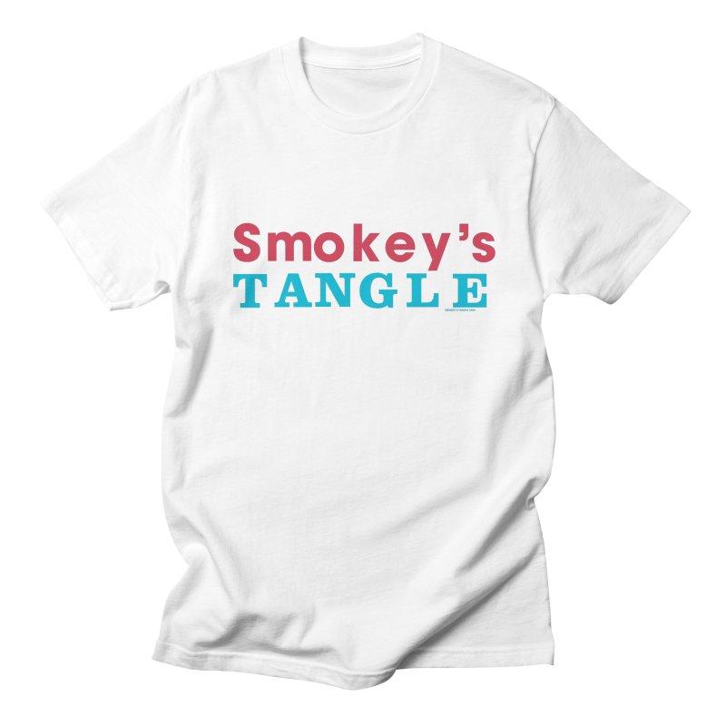 Smokey's Tangle Men's T-Shirt by Smokey's Tangle