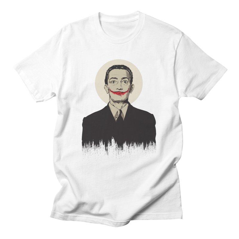 Dali | The Joker Men's T-Shirt by Gabriel Mihai Artist Shop