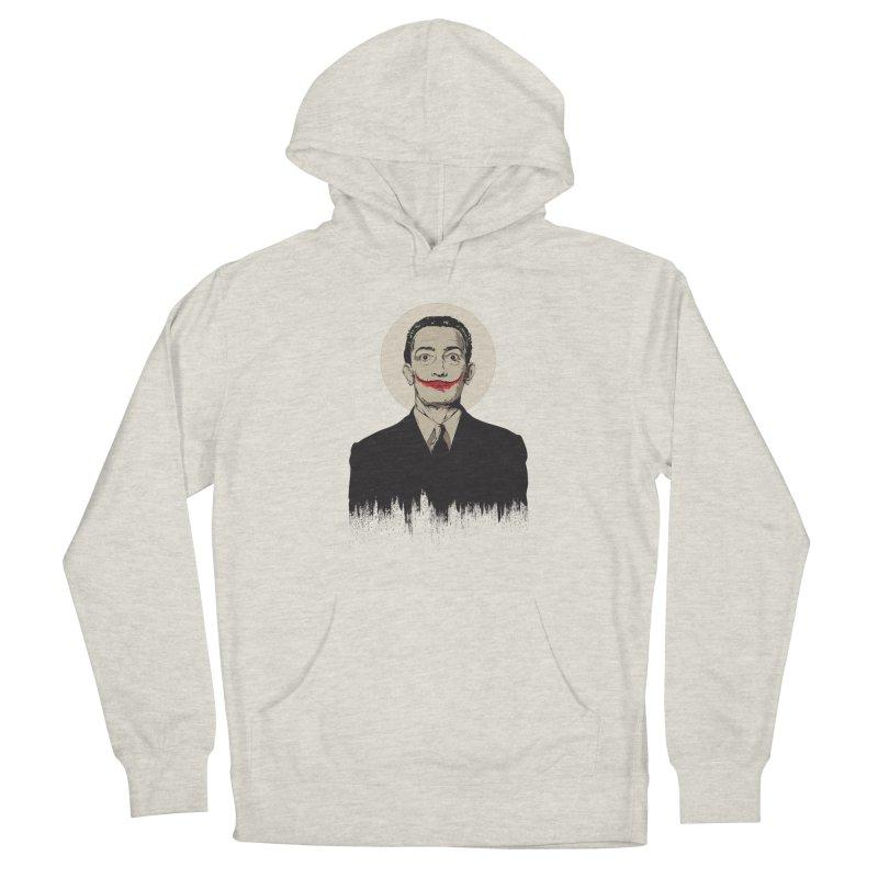 Dali | The Joker Women's Pullover Hoody by Gabriel Mihai Artist Shop