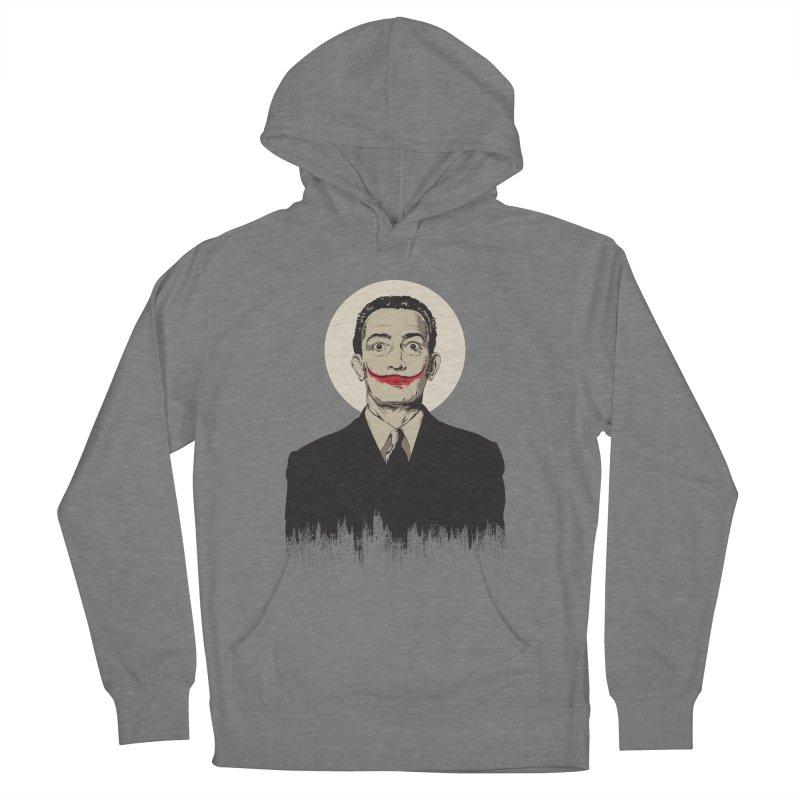 Dali   The Joker Women's Pullover Hoody by Gabriel Mihai Artist Shop