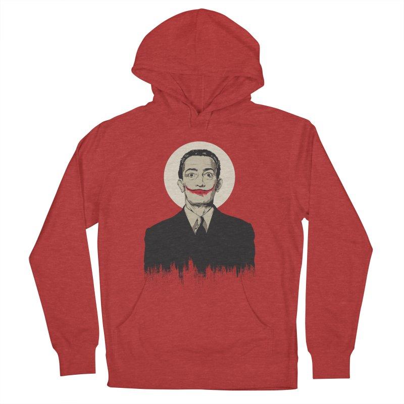 Dali | The Joker Men's Pullover Hoody by Gabriel Mihai Artist Shop