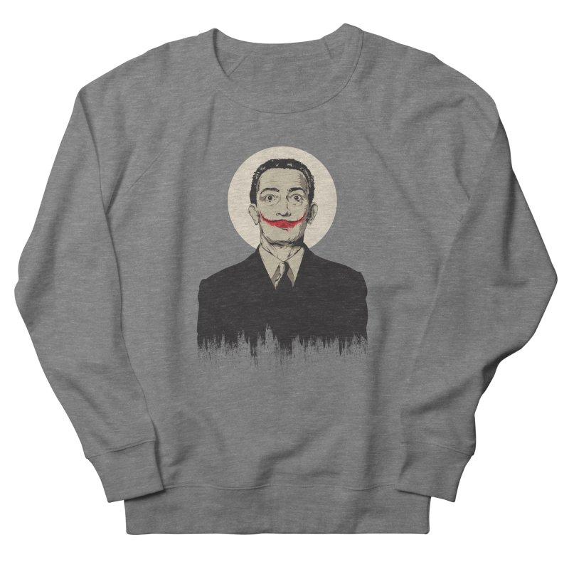 Dali | The Joker Men's Sweatshirt by Gabriel Mihai Artist Shop