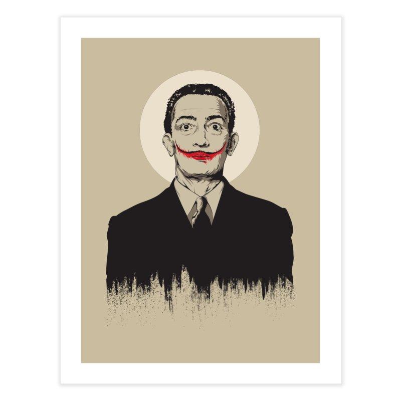 Dali | The Joker Home Fine Art Print by Gabriel Mihai Artist Shop