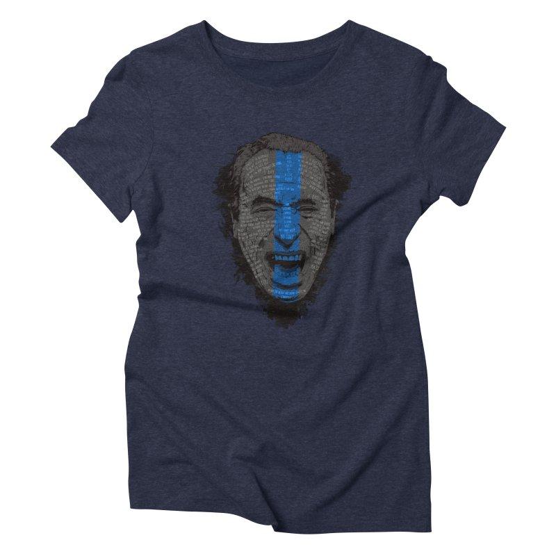 Bukowski | Bluebird Women's T-Shirt by Gabriel Mihai Artist Shop