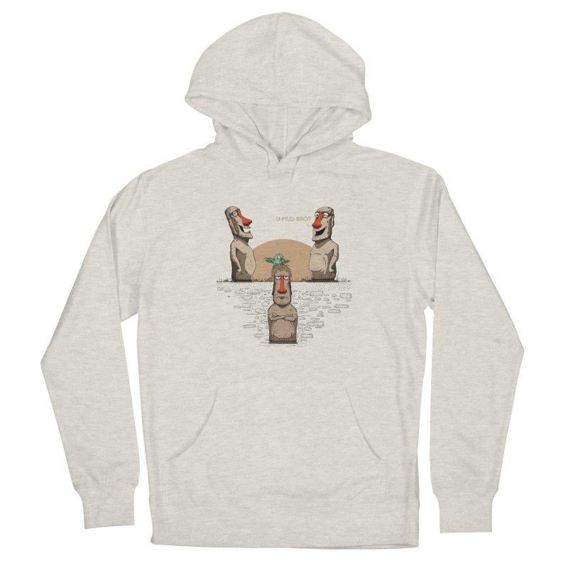 U mud bro? Men's Pullover Hoody by Gabriel Mihai Artist Shop