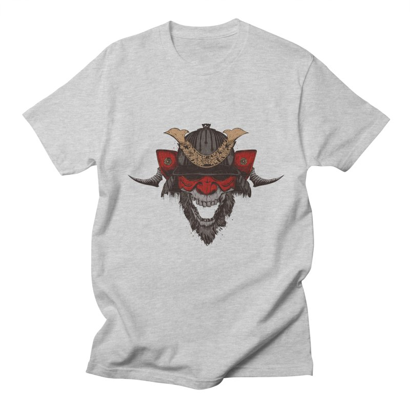 Samurai Men's T-Shirt by Gabriel Mihai Artist Shop