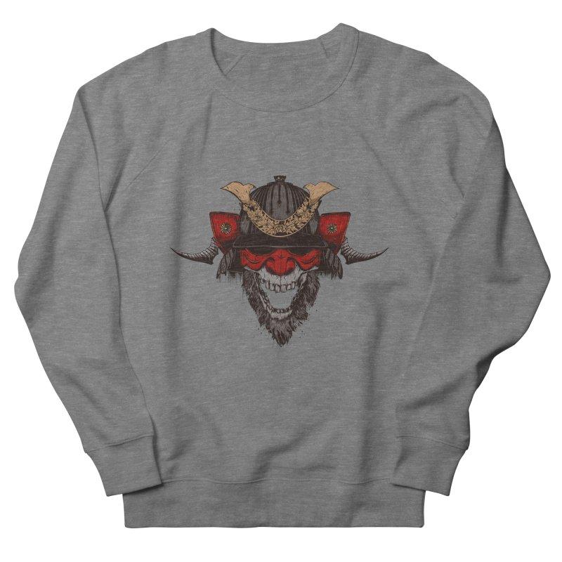 Samurai Women's French Terry Sweatshirt by Gabriel Mihai Artist Shop