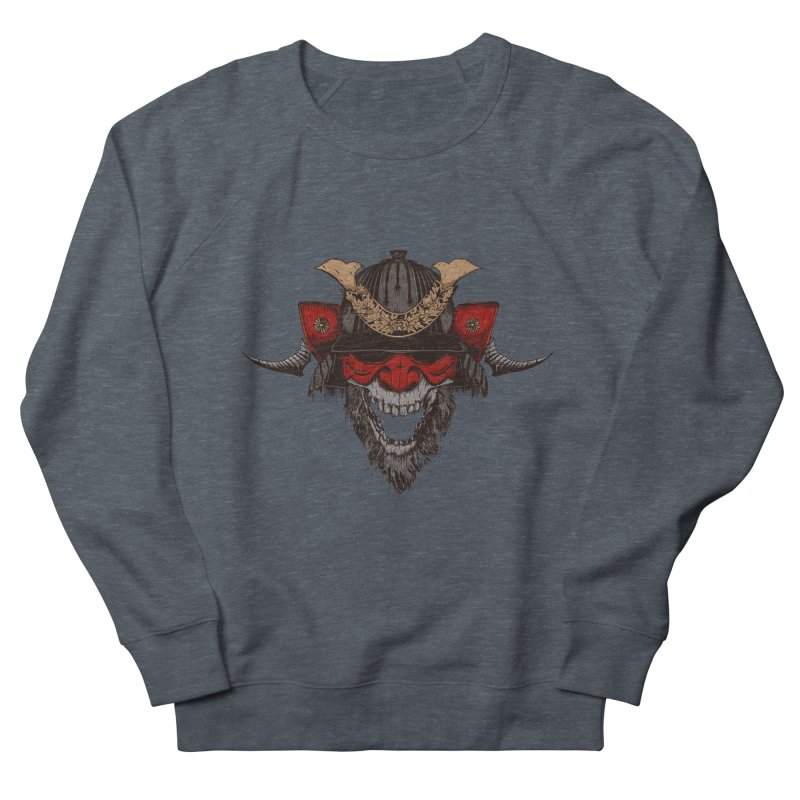 Samurai Men's Sweatshirt by Gabriel Mihai Artist Shop