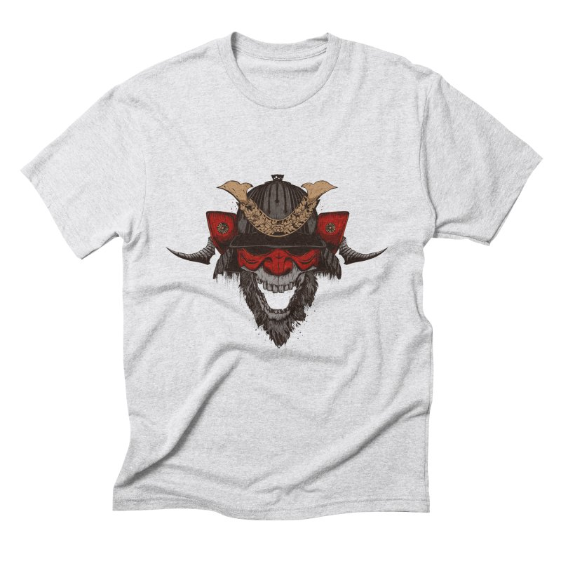 Samurai Men's T-Shirt by Gabriel Mihai Artist Shop