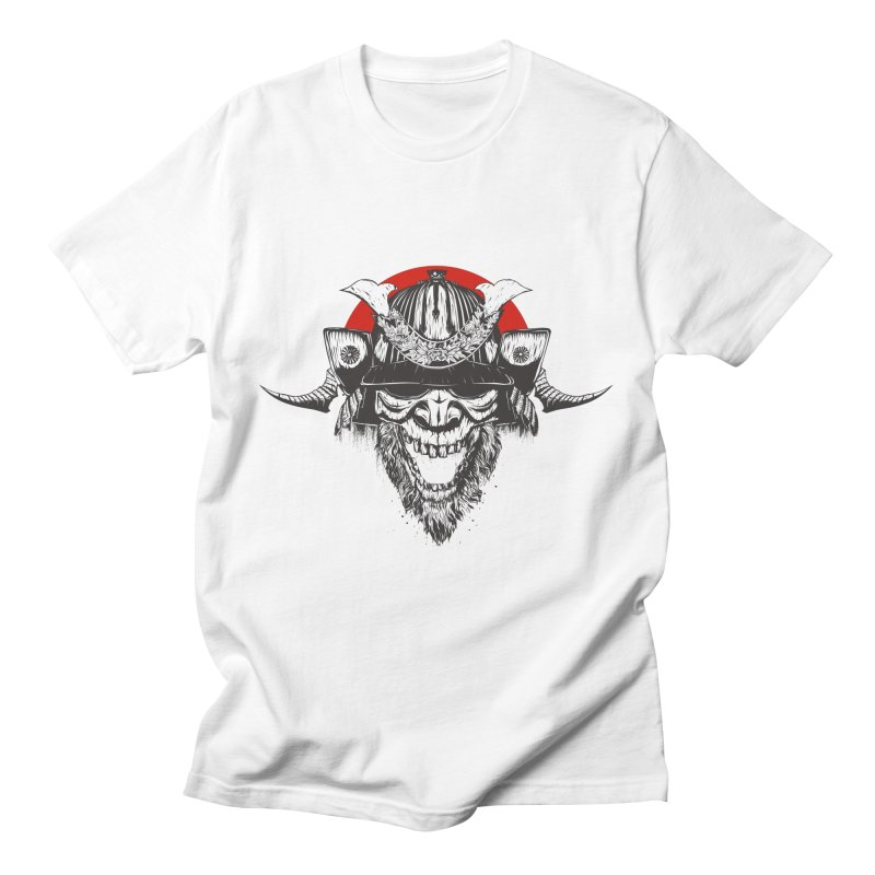 Samurai v2 Men's T-Shirt by Gabriel Mihai Artist Shop