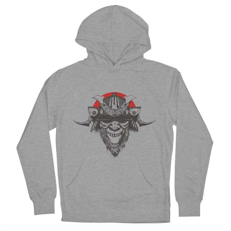 Samurai v2 Men's Pullover Hoody by Gabriel Mihai Artist Shop