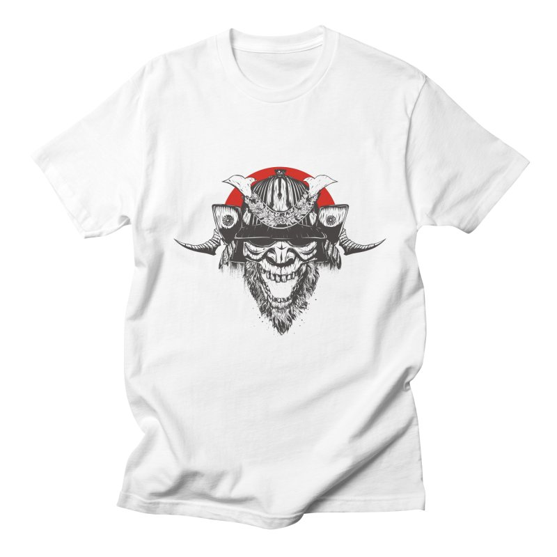 Samurai v2 Men's T-Shirt by Gabriel Mihai Artist Shop