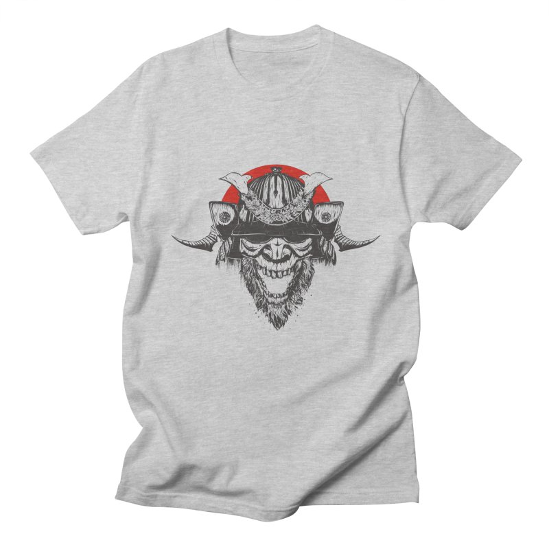 Samurai v2 Men's Regular T-Shirt by Gabriel Mihai Artist Shop
