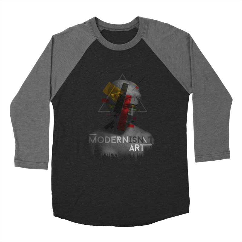 Modernisn't Art Men's Longsleeve T-Shirt by Gabriel Mihai Artist Shop
