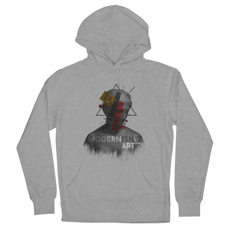 Modernisn't Art Men's Pullover Hoody by Gabriel Mihai Artist Shop