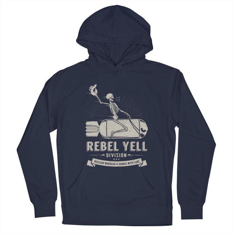 Rebel Yell Men's Pullover Hoody by Gabriel Mihai Artist Shop