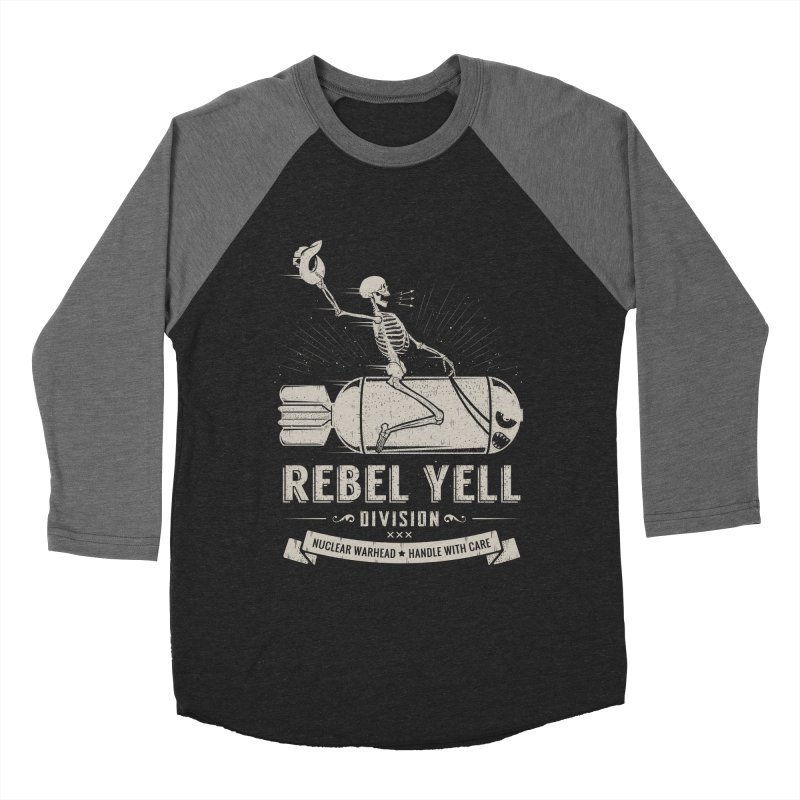 Rebel Yell Women's Longsleeve T-Shirt by Gabriel Mihai Artist Shop