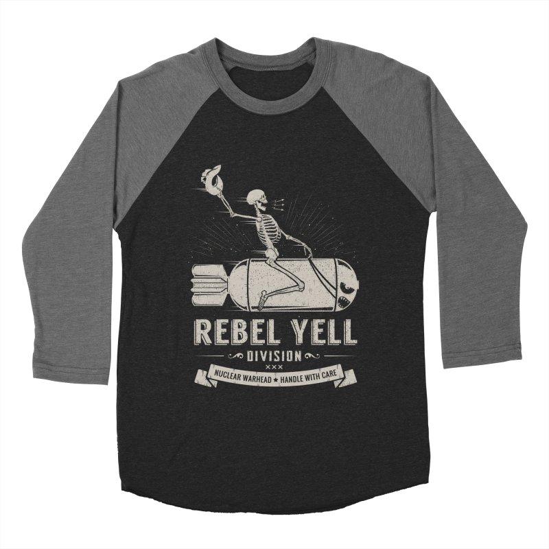 Rebel Yell Men's Longsleeve T-Shirt by Gabriel Mihai Artist Shop